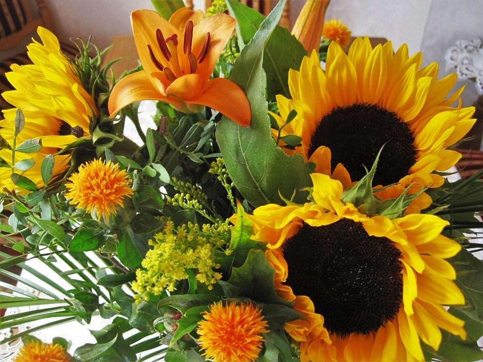 Flower arranging course in Dublin 16