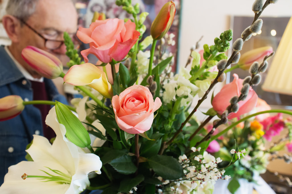 Learn how to make formal arrangements and beautiful bouquets