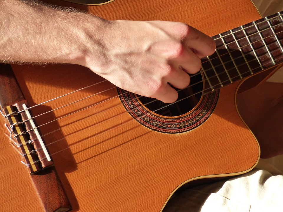 Guitar classes for adults, Dublin 16